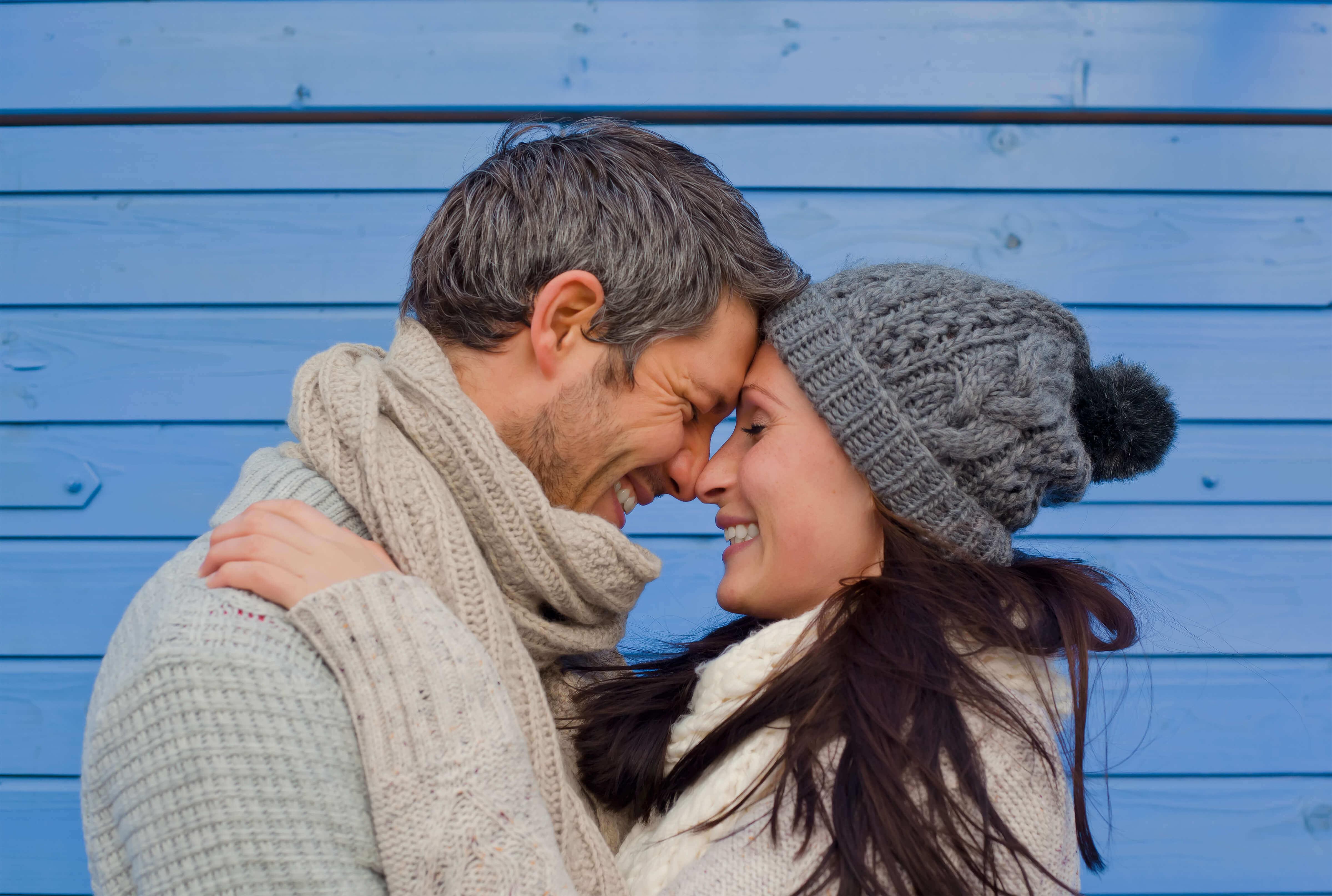 Couple in Soul Love