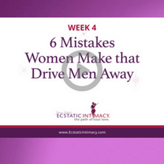 Mistakes Women Make