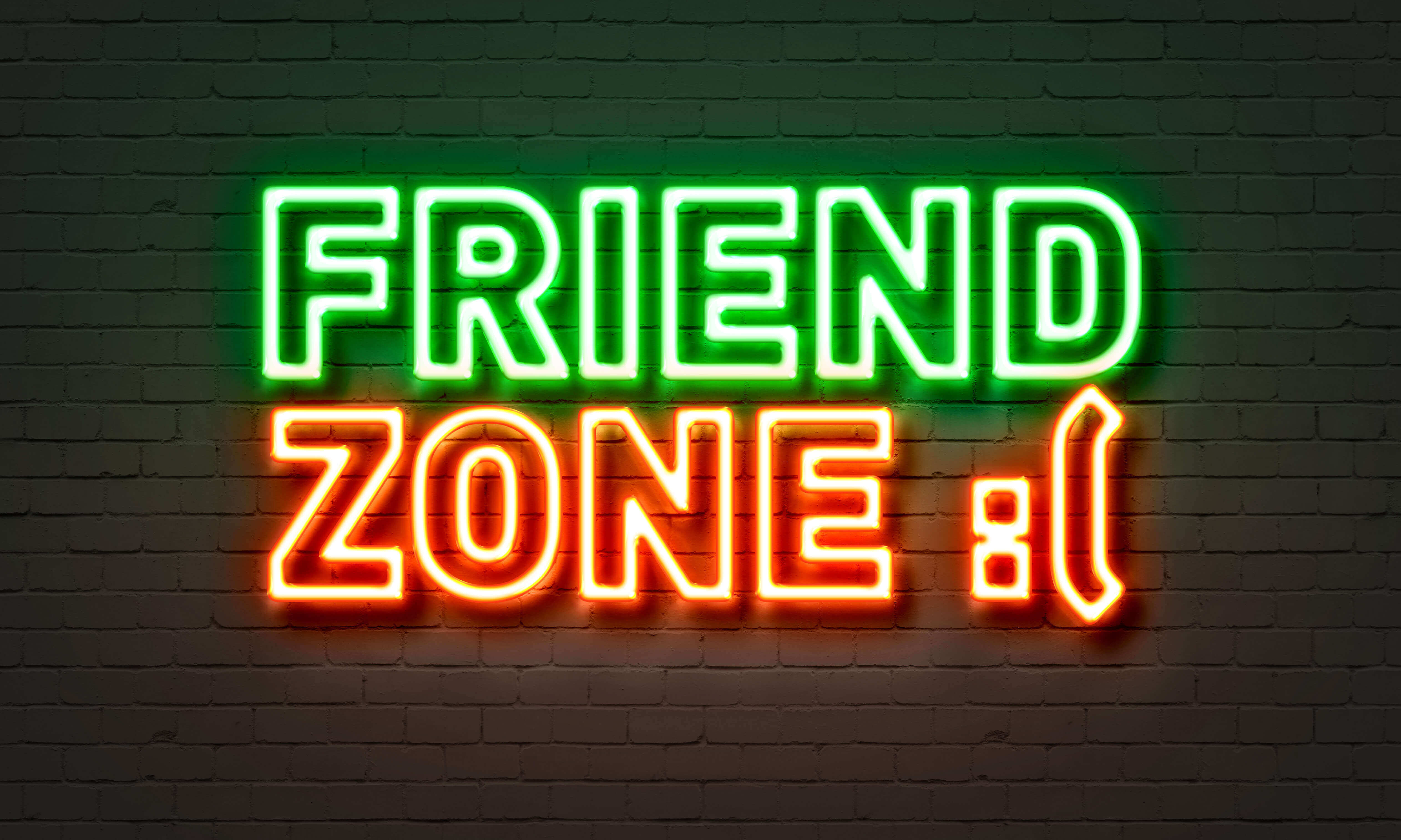 Friend zone? Roommate zone?